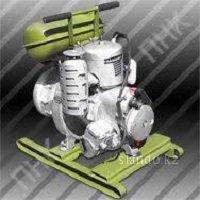 Продам мотопомпу АН-2К-9-М1 с двигателем 2СД-М1С хранения. В работе в Чоплон-Ате