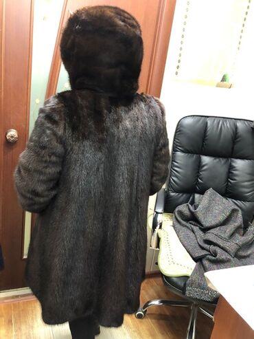 узи коленного сустава бишкек in Кыргызстан   ОБОРУДОВАНИЕ ДЛЯ БИЗНЕСА: Продаю темно-коричневую норковую шубу с капюшоном, привезли из Дубай