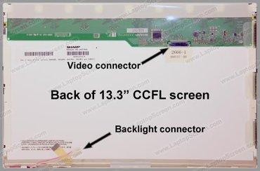 Bakı şəhərində 13.3 ekran sony Vaio ustunden cixib, LCD, islekdi