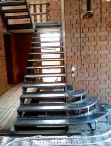 Плиты перекрытия цены - Кыргызстан: Лестницы | Монтаж | Металл