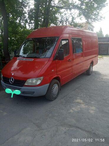 mercedes benz спринтер в Кыргызстан: Mercedes-Benz Sprinter 2.2 л. 2001 | 1 км