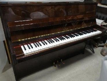 Пианино, фортепиано - Кыргызстан: Пианино PETROF (Чехия)  модель SONATINA 100 3 педали Настроено А-440 г
