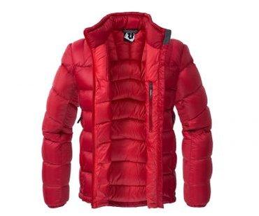 пуховая куртка red fox everest. состояние : новая. размер : 42. цвет в Бишкек