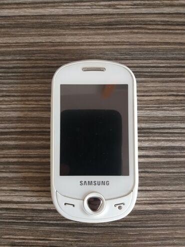 Yeni Samsung GT-C3010 qara