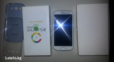 Продаю samsung galaxy s3 (состояние в Бишкек