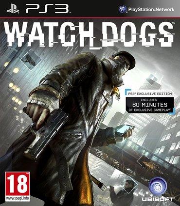 Bakı şəhərində Watch Dogs (PS3)