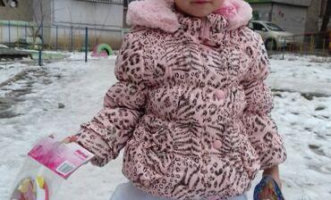 Детские флис - Кыргызстан: Продаю детскую куртку(турция)брали очень дорого,состояние