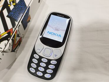 Elektronika | Beograd: Nokia 3310 Crna - Dual SIM- Nov telefon !!!Nokia 3310 DUAL SIM -