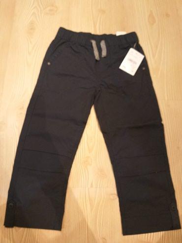 Pamučne pantalone vel 122 NOVO - Svilajnac