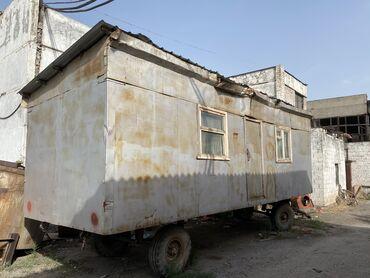 домик на колёсах в Кыргызстан: Вагон, дом на колёсах