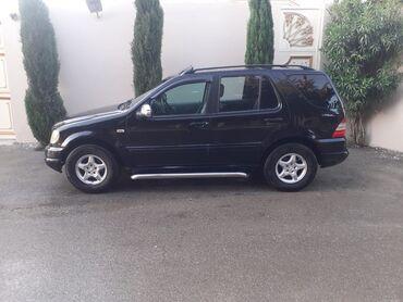 mersedes ml - Azərbaycan: Mercedes-Benz ML 320 3.2 l. 2000 | 320 km