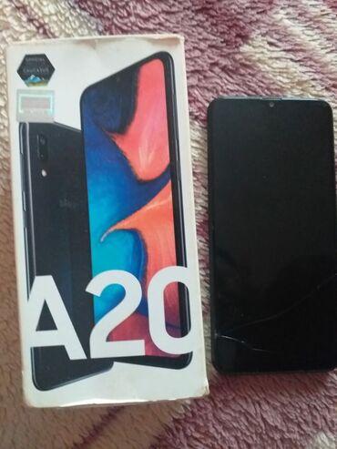 Samsung б у - Азербайджан: Б/у Samsung A20 32 ГБ Черный