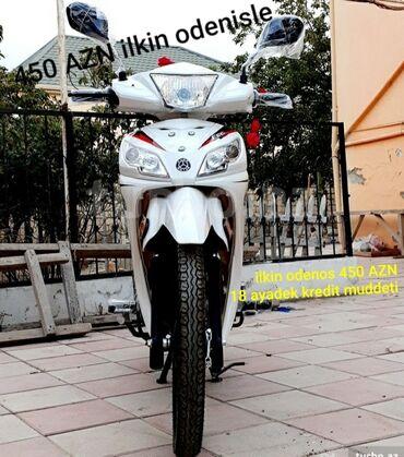 bmw 5 серия 525i 5mt - Azərbaycan: Moped Polavtomat Motosiklet 50 kub Kuba Ege kreditle 1 denedir