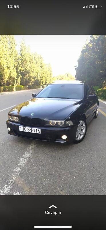 avtomobil ucun soyuducu - Azərbaycan: BMW 525 2.5 l. 2000 | 200000 km