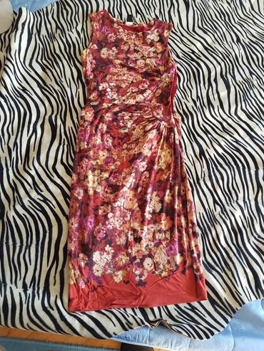 Mango haljina odgovara velicini s vise iako pise m na njoj dosta je - Novi Banovci