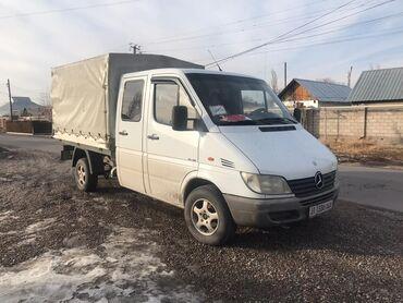 renault laguna 2 в Кыргызстан: Продаю м-бенз спринтер в отличном состоянии объем: 2.2 cdi  мккп 5 ст