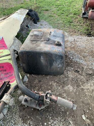 хомут в Кыргызстан: Продаю гидробак на тонар самосвал с хомутами в комплекте, примерно
