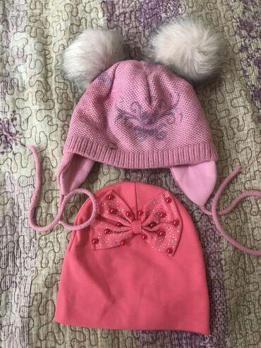 Детские шапочки на 3-4 годика