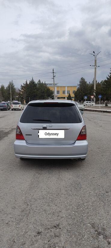 Honda Odyssey 3 л. 2002