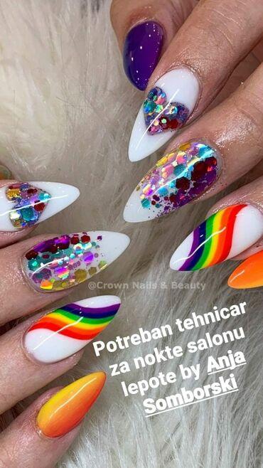 Salon lepote - Srbija: Majstori za nokte