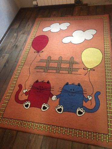 Deciji tepih ocuvan kao nov ekstra kvalitet - Novi Pazar