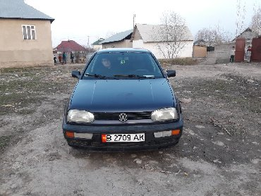 volkswagen golf 2 в Кыргызстан: Volkswagen Golf 1993