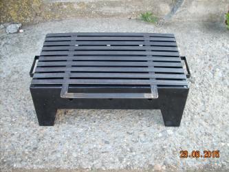 Ostalo za kuću | Leskovac: Okvir skare je napravljen od dekapiranog lima otpornog na toplotu