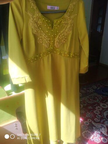 Платья - Кок-Ой: Срочно продам классное платье, производство Турции.Очень