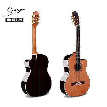 gitara i saksofon в Азербайджан: Gitara singer Klassik professional Gitara + çanta hədiyyə