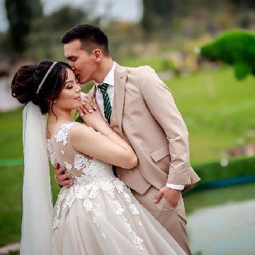 спортивные платья больших размеров в Кыргызстан: Сдаю платье на прокат Лёгкое воздушное платья в европейском стиле на