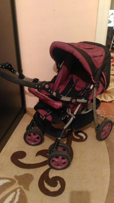 Продаю 2 коляски в хорошем состоянии не дорого. Почти новые. в Бишкек