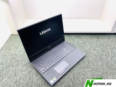 дискретная видеокарта для ноутбука купить в Кыргызстан: Ноутбук игровой мощный-LENOVO LEGION-модель-Y530-15ICH-процессор-core