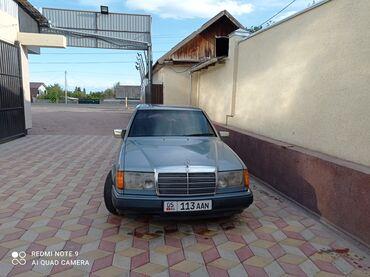 Mercedes-Benz W124 2 л. 1991 | 100000 км