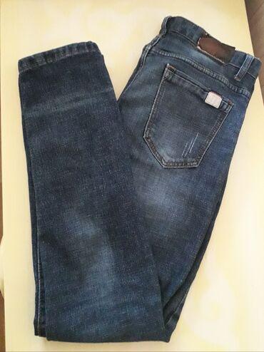 Мужские джинсы 33 размера, в отличном состоянии