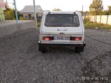 Tərtər şəhərində VAZ (LADA) 4x4 Niva 1984