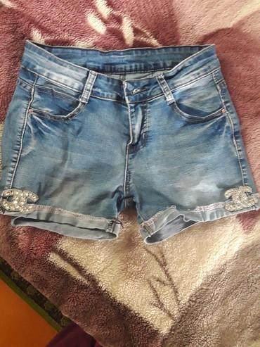 Женские шорты размер 42-44 цена 100 сом