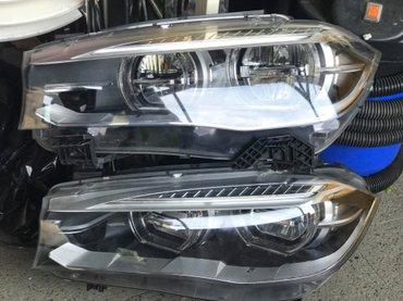 Bmw 2 серия active tourer 220d mt - Srbija: 2 Leva LED Fara za BMW X5, X6 ( Model F15, F16 ) u extra stanju. Uvoz