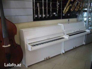 Bakı şəhərində Продажа пианино по оптовым ценам.