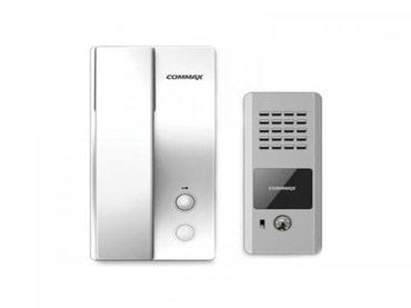 Аудио Домофон для дома Commax Стандарт комплект продажа и установка в Бишкек