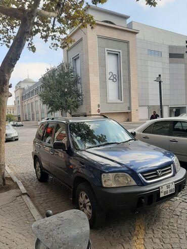 h61mxe v - Azərbaycan: Honda CR-V 2 l. 1996 | 395000 km