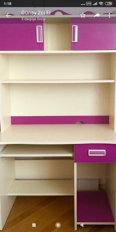 Kravat+kompüter masası birlikdə 200manata satılır.ayriliqda