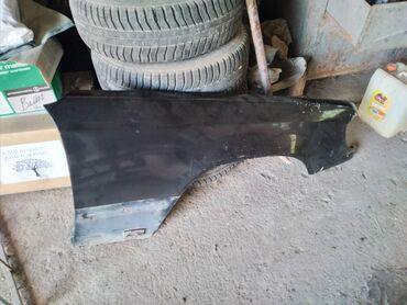Продам правое крыло а также бампер передний сломанный правое сторона д