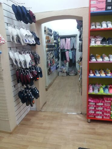 СДАЮ отдел внутри магазина обувного !!!нах-ся Пр Мира пер Московская