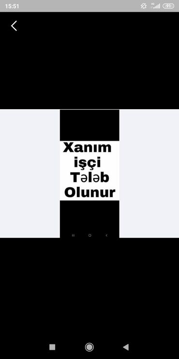 is elanlari daye 2018 - Azərbaycan: Dayə işi var günlük təmizliy işi var işə düzəltmə deyil şəxsi
