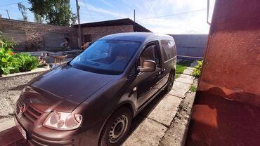 Volkswagen в Кыргызстан: Volkswagen Caddy 1.9 л. 2004 | 190000 км
