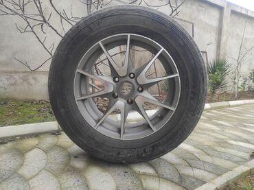 avtomobil üçün disklər - Azərbaycan: R18 Porsche DiskləriYaxşı VəziyyətdədirOrginal Disklərdir, Kitay Və