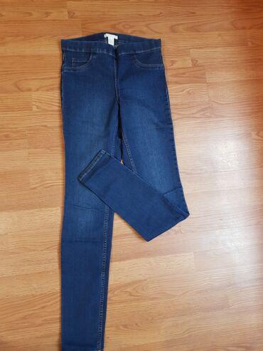 Pantalone hm duboke - Srbija: H&M pantalone. Kao nove, par puta obučene. Veličina 36