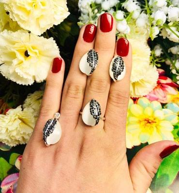 бижутерия в наличии в Кыргызстан: Серебро в наличии, серебряные изделия, серьги и кольца из серебра