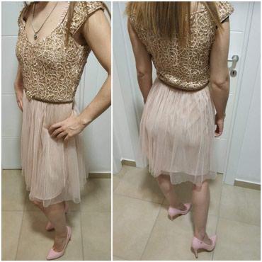 P.S...fashion haljina vrhunskog kvaliteta, M velicina, jednom obucena, - Novi Sad