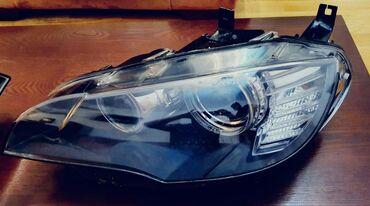 bmw x6 m50d xdrive - Azərbaycan: BMW X6 ön və arxa faralar satılır. Hamısı birlikdə 1500 AZN